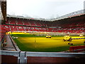 SJ8096 : Inside Old Trafford, MUFC Stadium by Tom Morrison