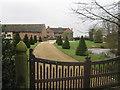 SJ8678 : Lower House/Manor Mottram-St-Andrew by Peter Turner