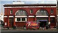 TQ2983 : Mornington Crescent Underground Station by Julian Osley