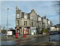 NJ9307 : Corner shop, Aberdeen style by Bill Harrison