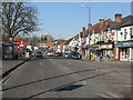 SP1282 : Local shops, Warwick Road (A41) by Peter Whatley