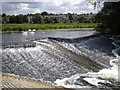 TL8641 : Sudbury Weir by Lewis Potter