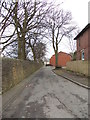 SE1332 : Brooksbank Avenue - ending in Footpath by Betty Longbottom