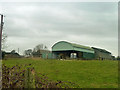 TQ4560 : Barns, Mace Farm by Robin Webster