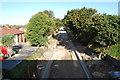 SU5803 : Fareham to Gosport BRT - View from Gregson Avenue Bridge (36) by Barry Shimmon