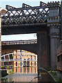 SJ8297 : Viaducts, Castle Street, Manchester (3) by Stephen Richards