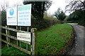 SU8292 : Fryers Farm Lane by Graham Horn