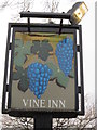 SJ7287 : The Vine Inn, Dunham Massey by Ian S