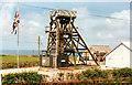 SW3734 : Geevor Tin Mine plc 1987 by Roy Hughes