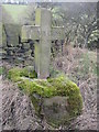 SK3197 : Cundy Cross by Dave Pickersgill