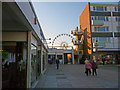 ST3161 : Weston-Super-Mare - Dolphin Shopping Centre by Chris Talbot