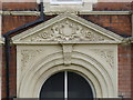 SO9098 : 38 Park Road East, doorway detail by Alan Murray-Rust