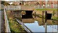 J4973 : The canal, Newtownards (4) by Albert Bridge