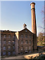 SJ8383 : Quarry Bank Mill, Styal by David Dixon