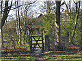 SJ8383 : Oak Farm, Styal Village by David Dixon
