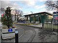 SJ8583 : Handforth Railway Station by David Dixon