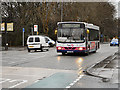 SD8008 : Manchester Road (A56) by David Dixon