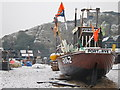 TQ8209 : RX142 at Fishermen's stade by Oast House Archive