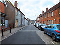 ST8622 : Salisbury Street, Shaftesbury by Jonathan Kington