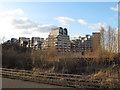 TQ3979 : Greenwich Millennium Village by Stephen Craven
