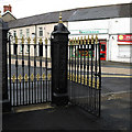 D0501 : Church gates, Ahoghill by Rossographer