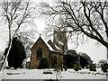 SK4847 : St Marys Church, Greasley by Patrick Baldwin