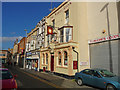 ST3161 : Weston-Super-Mare -The White Lion by Chris Talbot