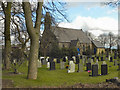 SJ6397 : The Parish Church of Lowton St Mary's by David Dixon