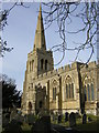 TL1058 : Colmworth, church of St Denys by Christopher Hilton