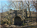 NY6712 : Disused lime kiln, Asby Gill by Karl and Ali