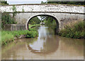 SJ6761 : Morris Bridge near Church Minshull, Cheshire by Roger  Kidd