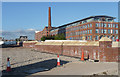 SJ8598 : Former warehouses, Pollard Street, Manchester by Stephen Richards