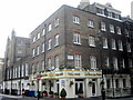 TQ2781 : La Porte des Indes, Indian restaurant, Bryanston Street, London by PAUL FARMER