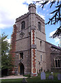 TL6913 : St Mary and St Lawrence church, Great Waltham, Essex by Peter Stack