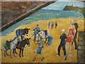TA0488 : Seaside mural by Pauline Eccles