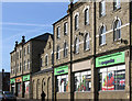 SE2720 : Ossett - The Co-operative (Dale Street frontage) by Dave Bevis