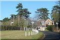 SU9982 : Keeper's Cottage, Wexham Park Lane by Graham Horn