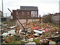 SJ9295 : Derelict land behind Hyde Road, Denton by Gerald England