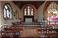 TQ4778 : St Michael &amp; All Saints, Abbey Wood Road, Abbey Wood - Lady Chapel by John Salmon