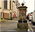 C8432 : Old Glenfield fountain, Coleraine (1) by Albert Bridge