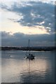 TQ7670 : Boat on the Medway by Oast House Archive