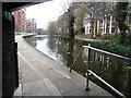 TQ2581 : Grand Union Canal - Paddington Branch by Christine Johnstone