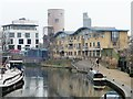 TQ2382 : Canalside development by Christine Johnstone
