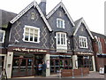 SO9670 : Bromsgrove High Street  The Slug &amp; Lettuce by Roy Hughes