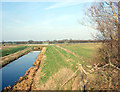 SK9174 : Cut off the Fossdyke Navigation by JThomas