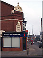 SP0581 : Shop at the corner of Bond Street and Bournville Lane, Stirchley by Phil Champion