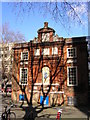 TQ2979 : Former Bluecoat School, SW1 by Christopher Hilton