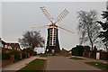 SE5851 : Holgate Windmill by Ian Capper