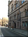 SJ4066 : The Town Hall Police Station, Chester by Eirian Evans