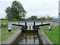 SJ7362 : Lock No 68 south-east of Middlewich, Cheshire by Roger  Kidd